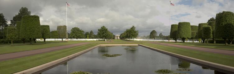 Mémorial cimetière américain