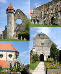 Fortified church - Carta, Romania