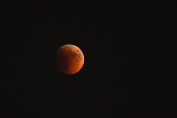 Mid lunar eclipse on 15 June at 22:40,Bahrain