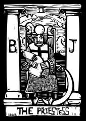 Priestess Tarot Card