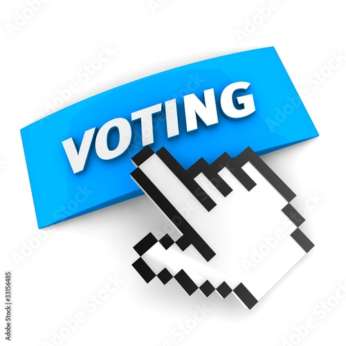 voting button