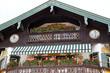 Typisches Wohnhaus in Oberbayern