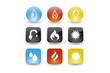 Objektservice Incon Logo Elements