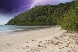 Storm over Cape Tribulation