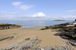 Porth Bach Beach and St Tudwalls Island