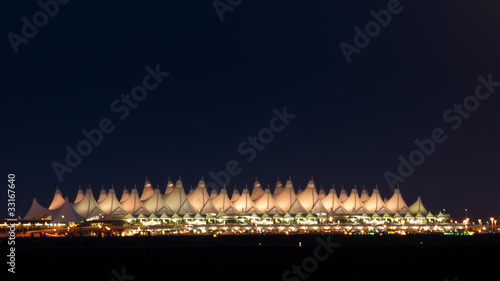 Leinwandbild Motiv Airport