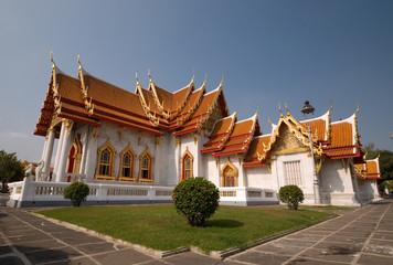 Wat Benjamaborpit Bangkok Thailand