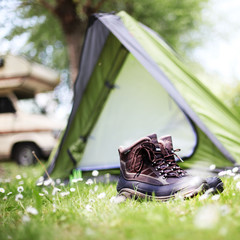 Camping & Wanderstiefel