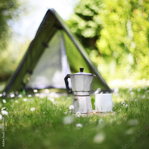 Camping & Kaffee