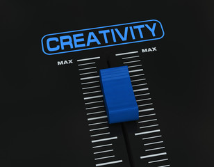pump up creativity