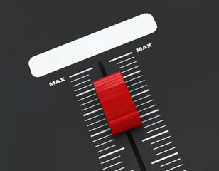 mixer slider