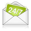 mail 24 7