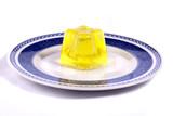 yellow gelatin poster