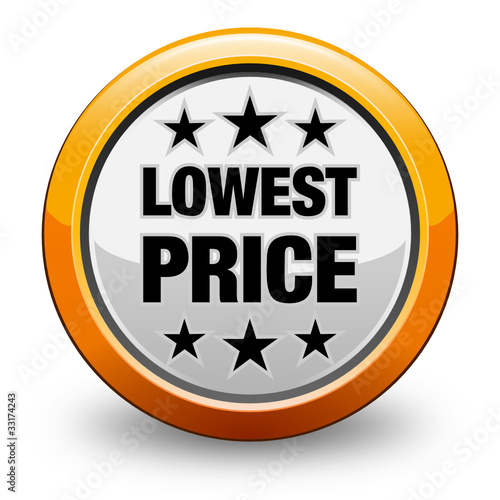 Lowest Price Icon Lowest Price Icon Stock