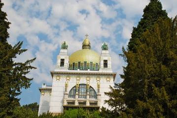 Otto Wagner, Kirche am Steinhof, Vienna