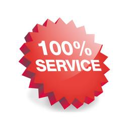 100% Service 3d