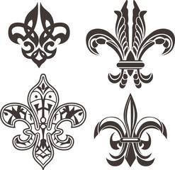 france lily logo