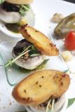 Fototapety Food - French - Mushroom