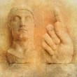 Roman sculpture - vintage series