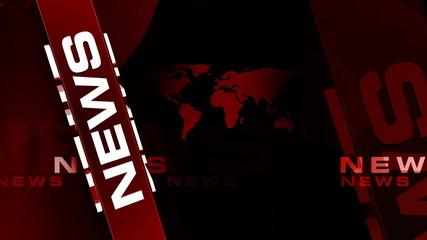 news FullREDcolor background