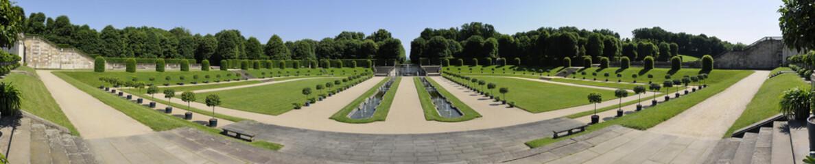 Barockgarten Großsedlitz, Heidenau, Sachsen, Deutschland