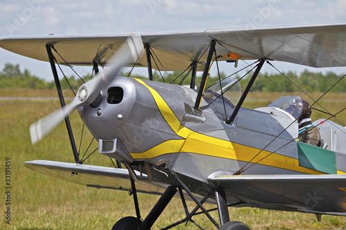 Fototapeta avion de collection 012