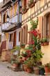village d'Eguisheim en Alsace