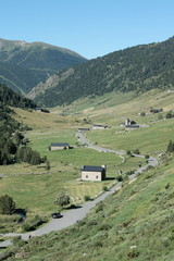 Vallée d'incles,Andorre