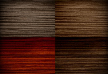 Dark Hardwood Background