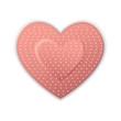 Heart Shape Bandage