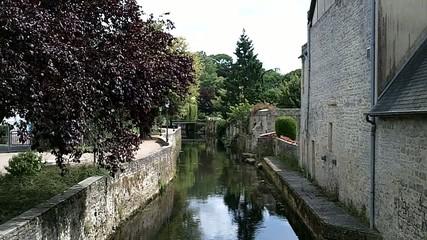 Canaux de Bayeux