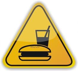 panneau burger