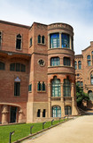 Barcelona Hospital de Sant Pau - Catalan Modernism