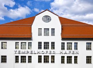 Tempelhofer Hafen Berlin