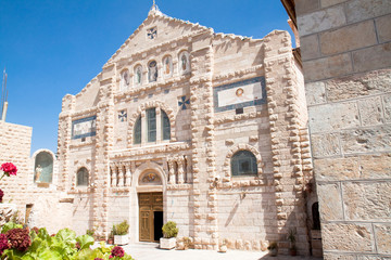 Church Of St.John the Baptist, Madaba