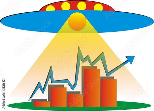 Ufo (Graph) illustration