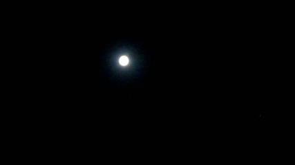 Moon & City