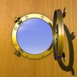 porthole, bull's-eye