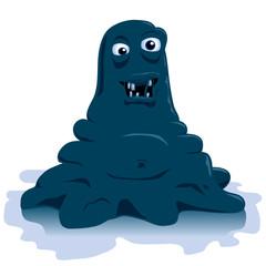 Alf the slimy sludge thing