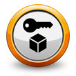 Box and Key Icon