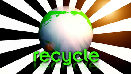 recycle world animation generic v2