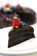 Cake - Berry Chocolate