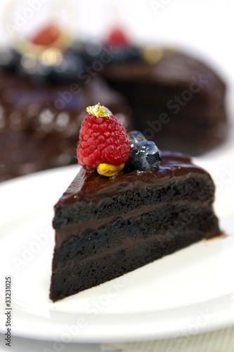 Cake - Berry Chocolate