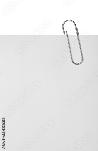 paper clip paper and note stationary business office