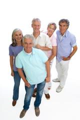 Jugendliche Senioren