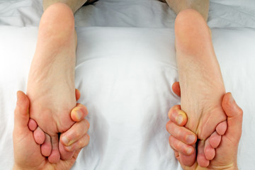 Dual Foot Rub