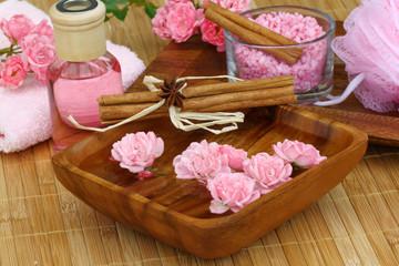 Aromatherapie Rose & Zimt