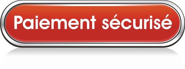 bouton paiement sécurisé