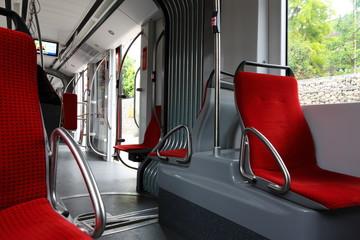 Strassenbahnsitz