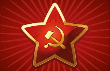 Soviet Red Star.